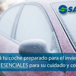 Consejos para el mantenimiento del coche en invierno