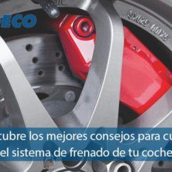 Consejos para cuidar los frenos del coche