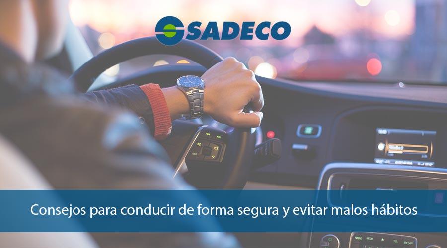 Consejos para conducir de forma segura