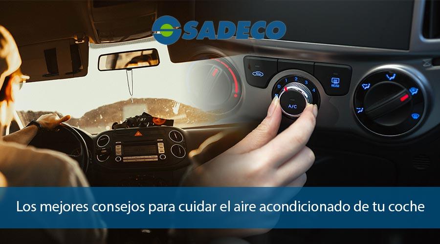 como cuidar el aire acondicionado del coche