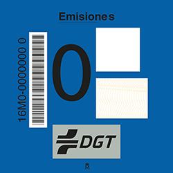 Distintivo ambiental para tu coche con Grupo Sadeco - Grupo Sadeco